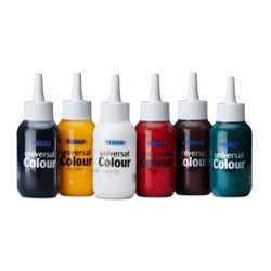 Colours for Glues