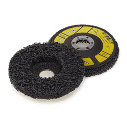 Scouring & Cleaning Discs Silicon Carbide